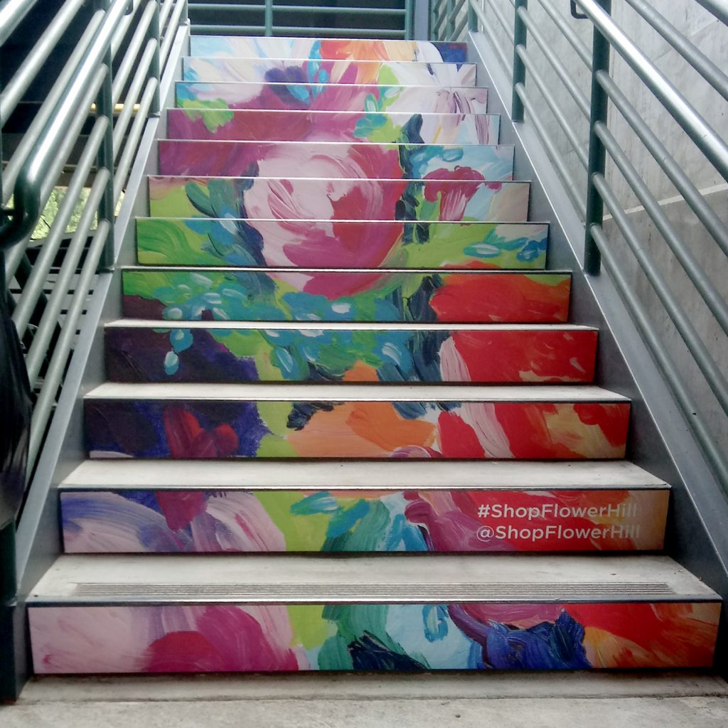 LEAD Stair Graphics